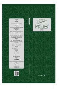 Siirt Üniversitesi İlahiyat Fakültesi Dergisi