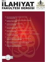 BEÜ İlahiyat Fakültesi Dergisi